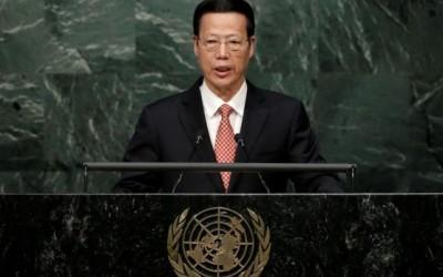 Китай будет отвечать целям экономического роста в этом году, сообщил вице-премьер