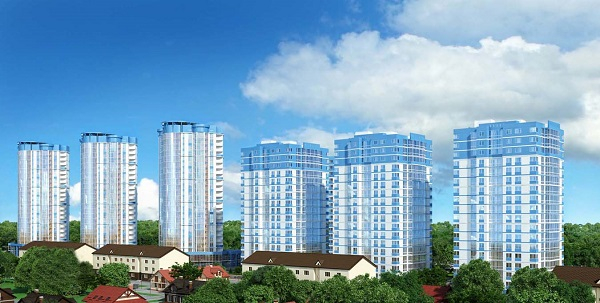 Квартиры премиум класса становятся популярнее домов этого же сегмента
