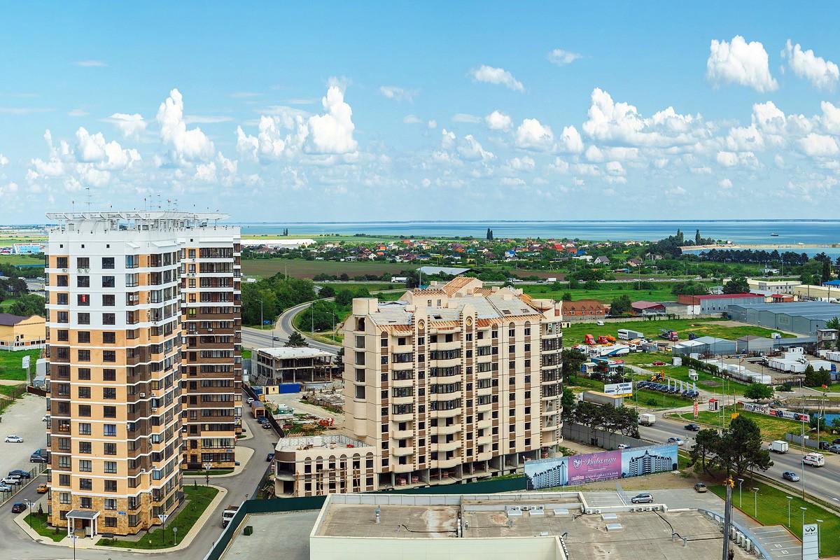 Купить однокомнатную квартиру в Краснодаре, 38,37 м², ЖК «Империал»
