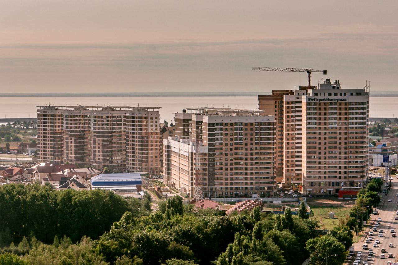 Купить однокомнатную квартиру в Краснодаре, 38,45 м², ЖК «Империал»