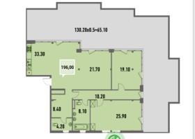 Купить Пентхауз в Краснодаре 196 м², ЖК «Тургенев»
