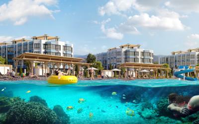 Вам квартиру с пляжем? Выбирайте!