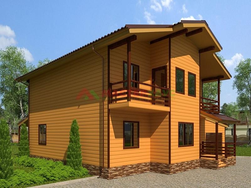 Строительство домов из бруса от компании Ms-hous. Полезная информация