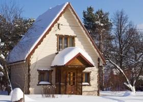 Зимняя дача: как бороться с холодами