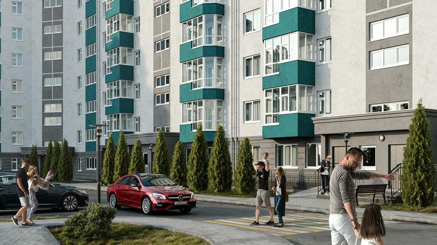 Квартиры в ЖК «Семейный» в рамках федеральной программы и в свободной продаже