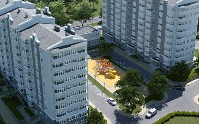 Видовые квартиры с современными планировками теперь доступны в ЖК «Лесной» в Севастополе