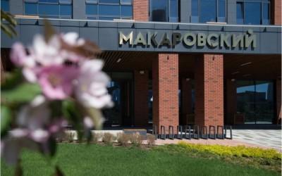 Старт четвертой очереди — генподрядчиком «Макаровского» снова стала ГК «Практика»