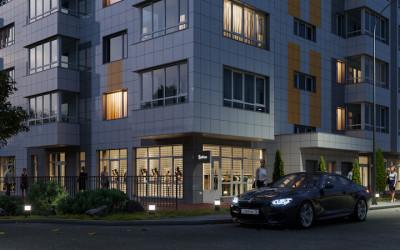 Продолжаются продажи квартир в новом ЖК Симфония от группы компаний ИнтерСтрой