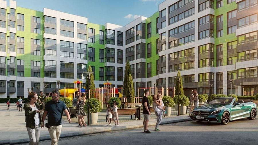 Продолжается реализация квартир в «умном» жилом комплексе «Доброгород» в Севастополе