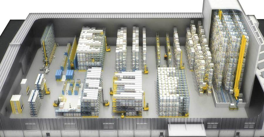 Проектирование автоматизированных складов в Москве: начинайте правильно!